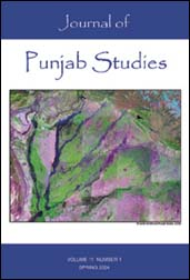 Journal of Punjab Studies