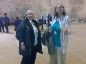 Joy Barrow and Eleanor Nesbitt