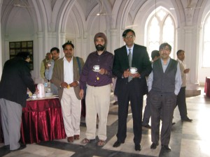 PRG Seminar at GCU, Lahore Feb 2009