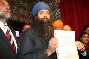 Mr Juga Singh