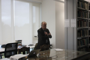Professor Chris Bayly