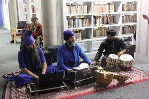 Kamalroop Singh and Harminder Singh Ragi